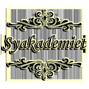 Syakademiet logo